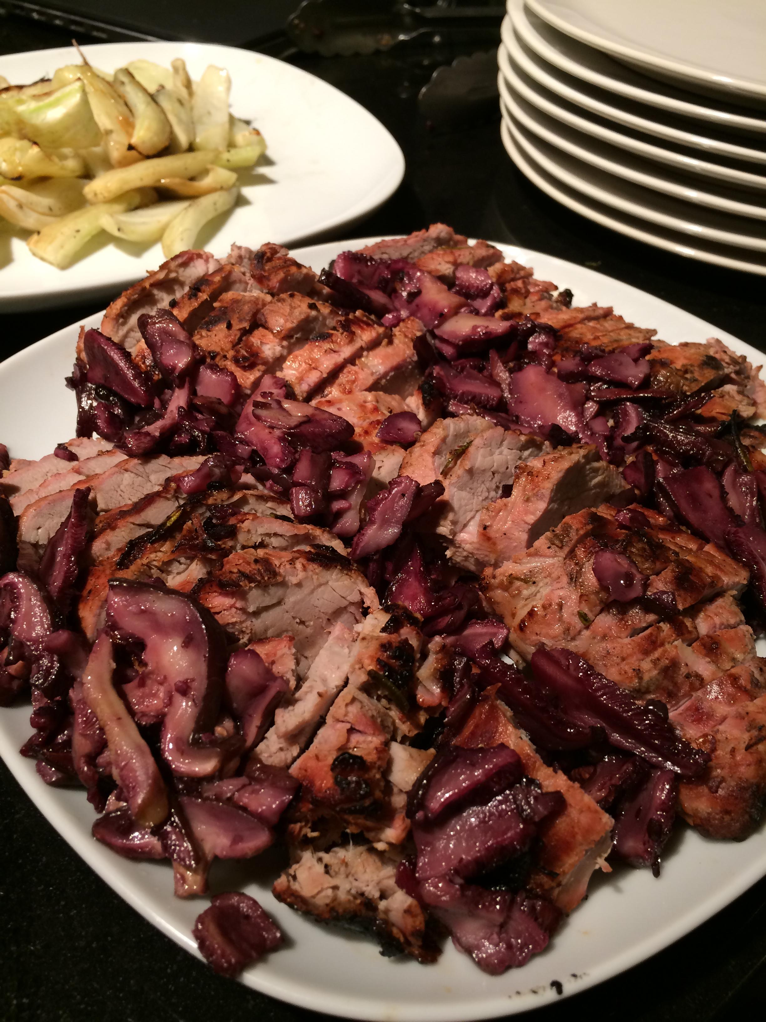 Pork & Fennel