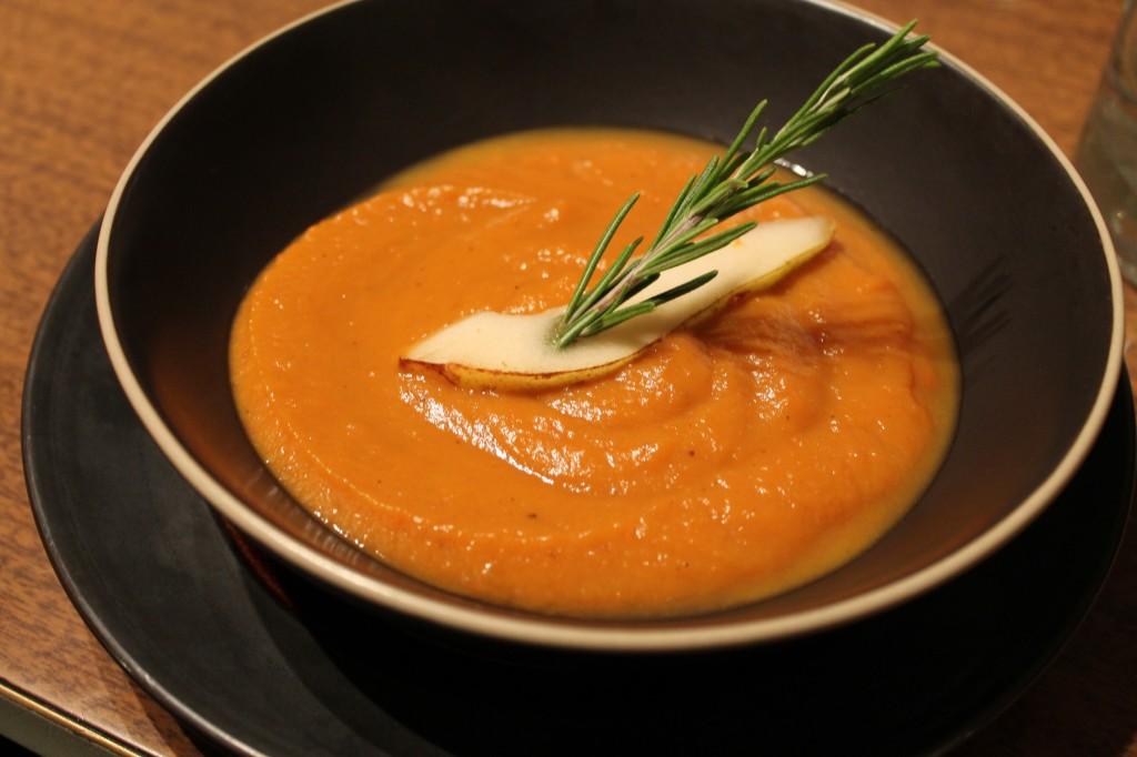 Pear Yam Soup