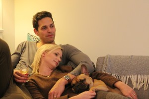 Doug and Elyse